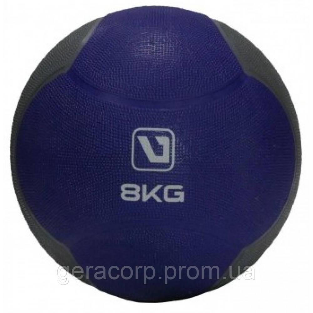 Медбол твердый 8 кг MEDICINE BALL