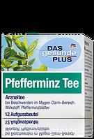 Органический чай из листьев мяты перечной Das gesunde Plus Pfefferminz