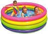 Продажа надувных бассейнов Киев I Купить надувной бассейн Intex Радуга 56441