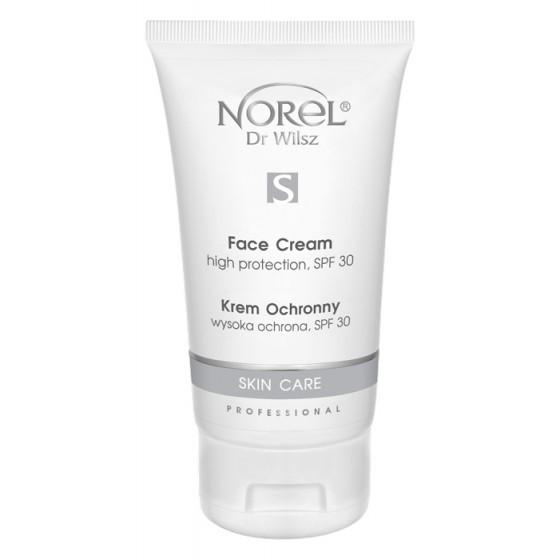 NOREL Skin Care Face cream high protection SPF 30 Защитный крем
