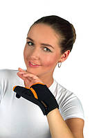 Бандаж на большой палец руки Armor ARH15 черный правый размер L