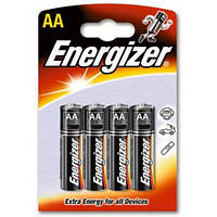 Батарейка Energizer Alkaline Power LR06 4шт./уп.