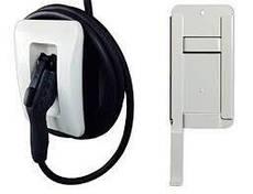 Зарядні пристрої та станції для електромобілів
