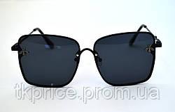 Женские стильные солнцезащитные очки, сонцезахисні окуляри 1581, фото 3