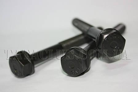 Болт крепления головки блока к блоку цилиндров TATA Motors / HEX.COLLAR BOLT W/ RELIEF GROOVE FOR CYL. HEAD