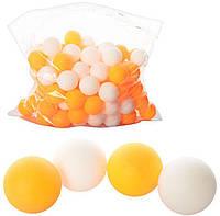 Набор теннисных шариков двух цветов 144 шт. (MS 0451)