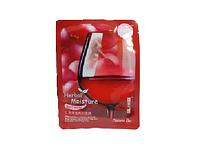 Тканевая маска для лица с экстрактом красного вина Herbal Moisture Mask Red Wine