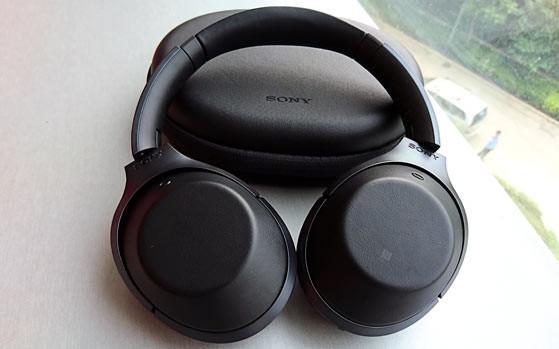 беспроводные накладные наушники Sony Mdr 1000x черные цена 14 716