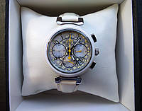 Часы Louis Vuitton white mini 238