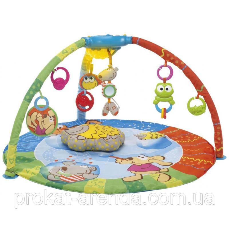 Детский развивающий коврик Chicco Bubble Gym
