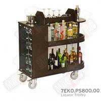 Тележка сервировочная 7EKO.PS800.00 Ozti