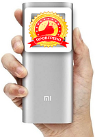 Оригинальный XiaomiPower Bank 16000 Mah + подарок LED фонарик Xiaomi