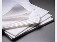 Фторопласт лист толщина 10 мм, размер 1000х1000мм