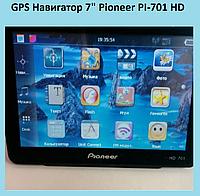 "GPS Навигатор 7"" Pioneer PI-701 HD!Опт"