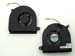 Вентилятор для ноутбука DELL Inspiron 17R N7010 (Кулер) P/N: (KSB0505HA-C, 0RKVVP, RKVVP, 0F5GHJ)