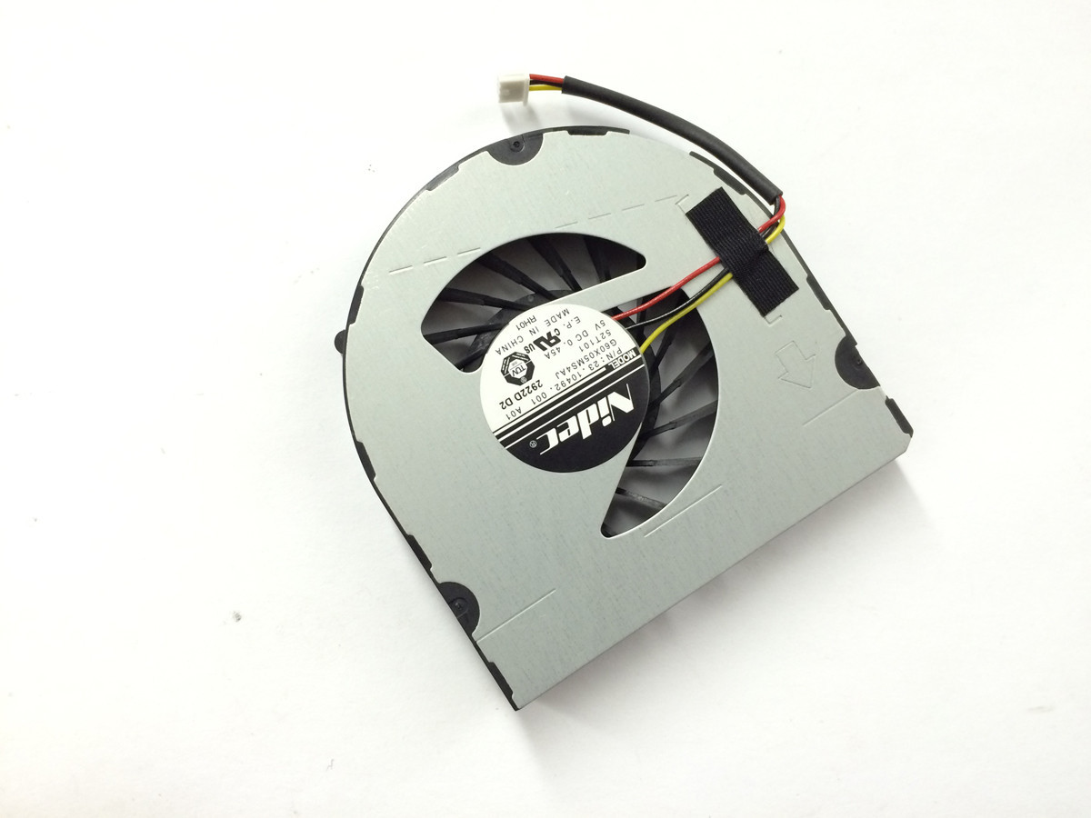 Вентилятор для ноутбука Dell Inspiron N4050 для интегрированной видеокарты с радиатором