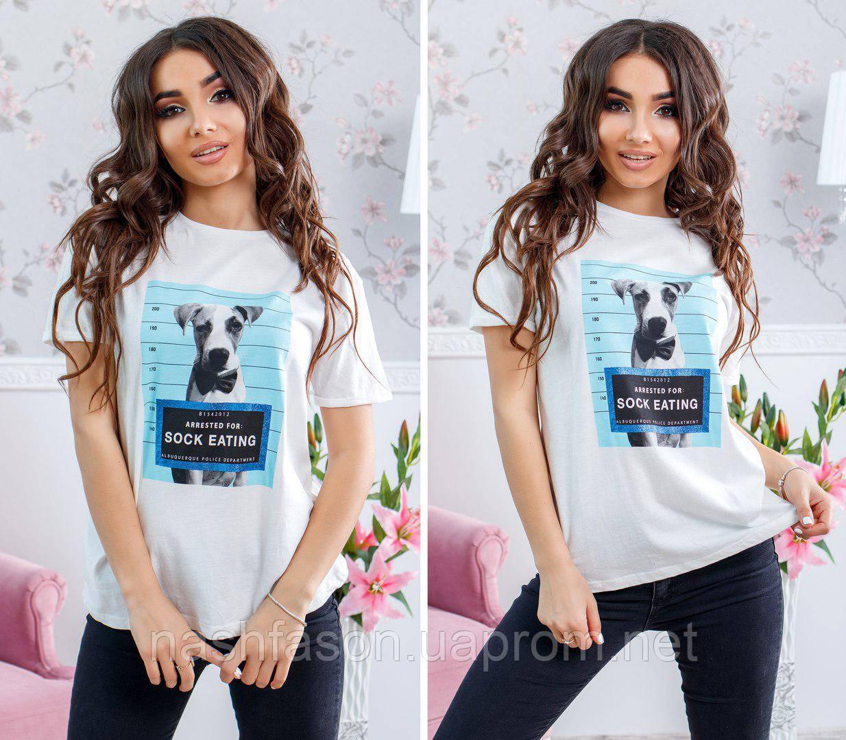 Женская футболка Mango, 1228