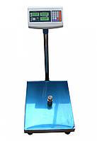 Весы торговые электронные 300кг со стойкой