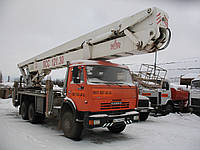 Услуги автовышки 30 метров