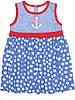 Стильное  платье для девочки Татошка р.74-116см