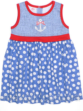 Стильное  платье для девочки Татошка р.74-116см, фото 2