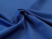 Костюмная ткань (т.синяя)