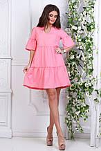 Платья женские оптом летние (46-50 норма) со склада от производителя