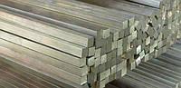 Квадрат стальной 10x10 Сталь 3пс L=6,05м