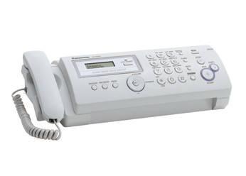 Panasonic KX-FP207UA факс, фото 2