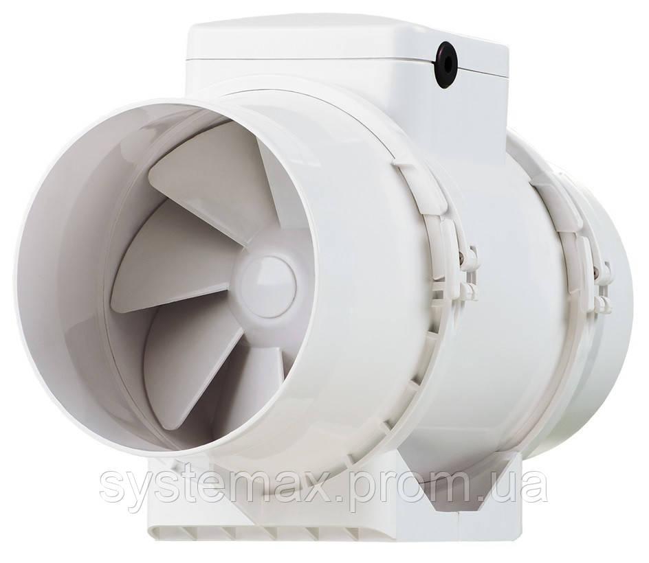 ВЕНТС ТТ 125 - канальный вентилятор смешанного типа