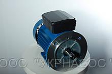 Электродвигатель однофазный 0,75 кВт 3000 об АИР УТ 71 А2