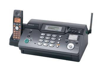 Panasonic KX-FС966UA факс, фото 2