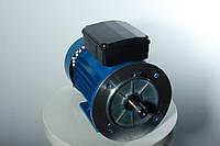 Электродвигатель однофазный 0,55 кВт 1500 об АИРУТ71А4, фото 1