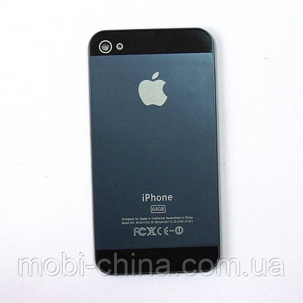 Задняя крышка к китайскому телефону F8 в стиле iPhone 5g 5s (копии iPhone 4/4S/5/5S/5C), фото 2