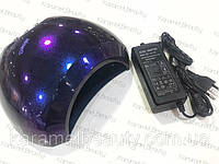 Лампа для маникюра SUN Powerful 48Вт Синяя, фото 1