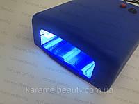 Лампа для маникюра UV Nail 818 36Вт Синяя