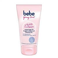 Bebe Young Care Quick & Clean Waschgel & Augen Make-up Entferner - Очищающий гель для лица и для снятия макияж