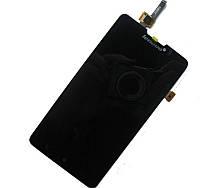 Дисплей + тачскрін Lenovo P780 екран