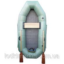"""Резиновая надувная лодка """"Язь"""" 1,5 (БЦК)"""