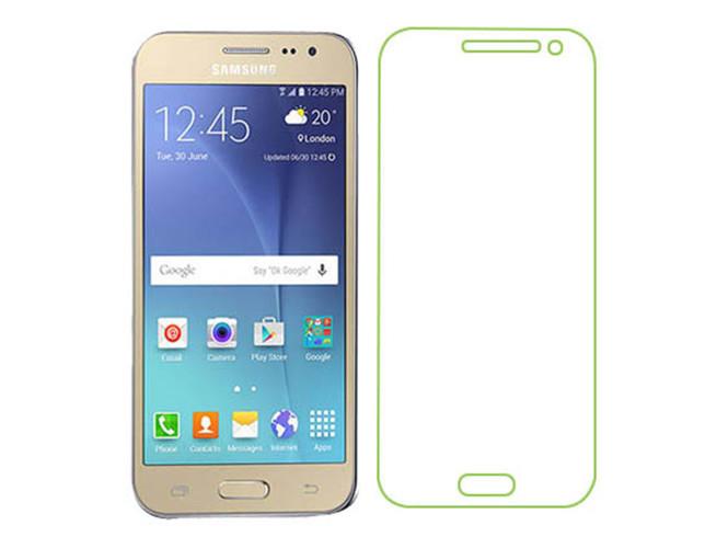 Закаленное стекло Optima для Samsung J200 Galaxy J2