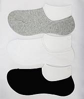 Носки-следы мужские оптом 12 пар (41-47) микс цветов