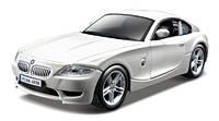 Игрушка машинка Автомодель - BMW Z4 M COUPE (ассорти белый, синий металлик, 1:32)