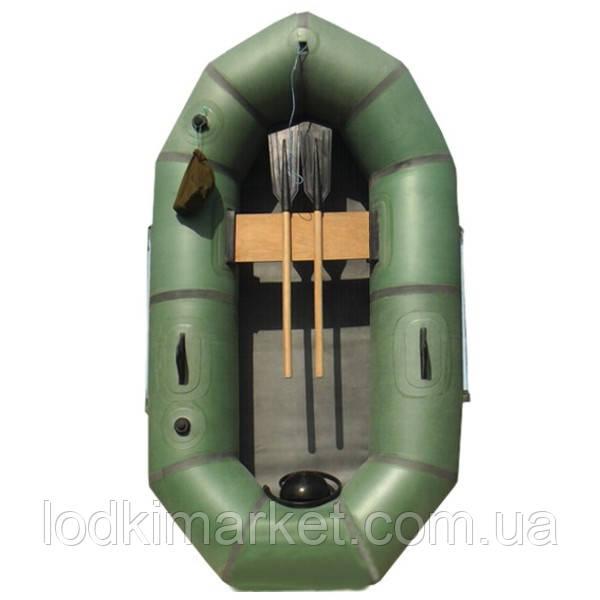 Надувная резиновая лодка Байкал 1.5 (БЦК)
