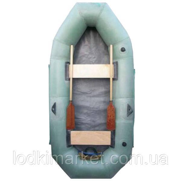 Резиновая лодка Лисичанка Язь 2 (БЦК)