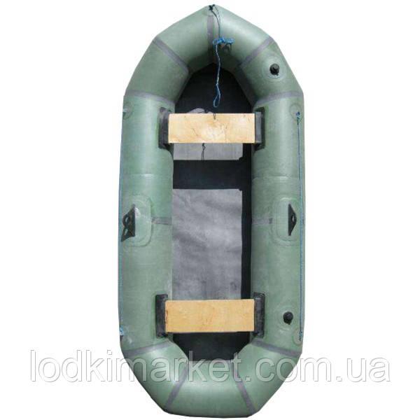 Резиновая лодка Лисичанка Байкал 2 (БЦК)