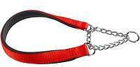 DAYTONA CSS15/40 RED     ошейник с металлической цепочкой для собак Ferplast