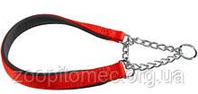 DAYTONA CSS15/40 RED нашийник з металевим ланцюжком для собак Ferplast