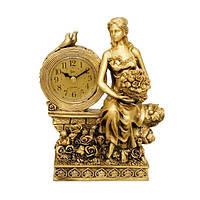 Каминные часы Девушка Jibo 3531A