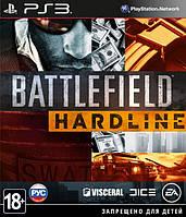 Игра для Sony PS3 Battlefield Hardline русская версия