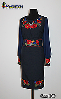 Елегантна вишита сукня Марта